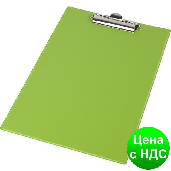 Планшет А4, PVC, салатовый 0315-0002-28