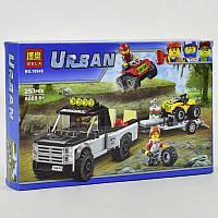 Конструктор 10649 Bela Urban (48) 253 дет, в коробке