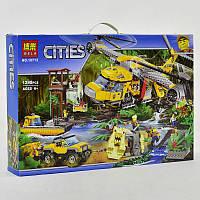 Конструктор 10713 (10) 1298 деталей, в коробке