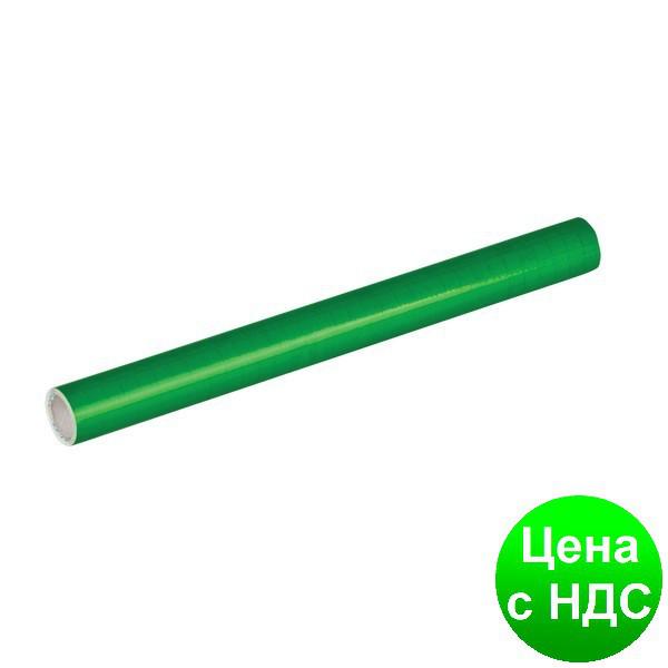 Пленка клейкая для книг, зеленая (33см*1,5м), рулон ZB.4790-04