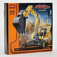 Конструктор 3359 (24) 286 деталей, в коробке