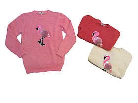 Кофты для девочек оптом, размеры 8-16 лет, Seagull, арт. CSQ-55009