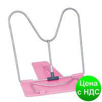 Подставка для учебников, розовый ZB.3500-10