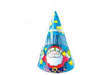Колпак на голову Дед Мороз С Новым годом