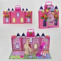 Кукла 68034 (18) с аксессуарами, в коробке