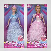 Кукла 99130 (72) 2 вида, в коробке