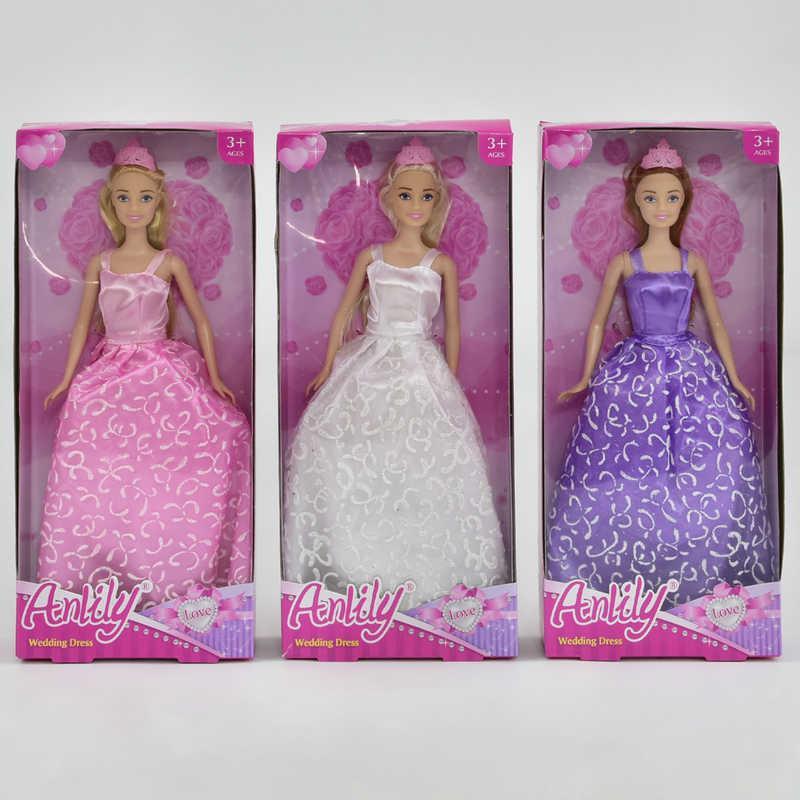 Кукла 99132 (60) 3 вида, 1шт в коробке