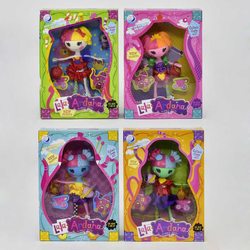 "Кукла DH 2055 (48) ""Лалалупси"" 4 вида, в коробке"
