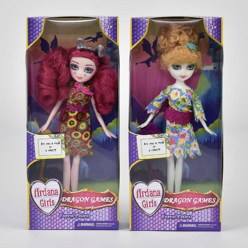 "Кукла DH 2131 (120/2) ""Лесные Феи"" 2 вида, в коробке"
