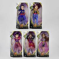 "Кукла DH 2117 (72/2) ""Восточная серия Genie Chic"" 5 видов, в коробке"