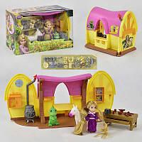 """Кукла ZT 8683 (16)""""Рапунцель"""", в коробке"""