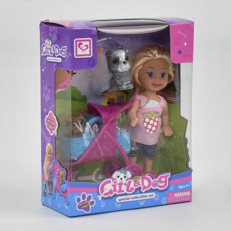 Кукла с коляской К 899-19 (192/2) в коробке