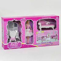 Кукла с мебелью 99045 (6) в коробке