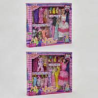 Кукла с нарядом D 22-3 (48/2) 2 вида, в коробке