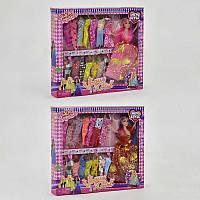 Кукла с нарядом D 22-4 (48/2) 2 вида, в коробке