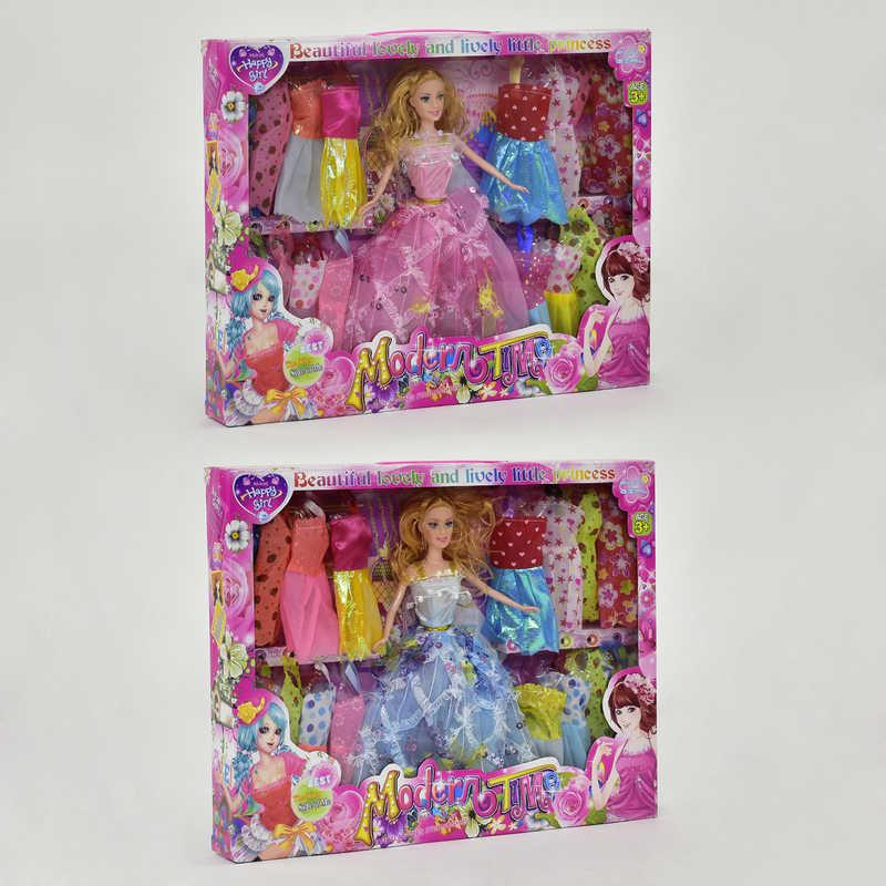 Кукла с нарядом KL 868 С2 (36/2) 2 вида, в коробке