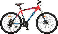 Велосипед Crosser Flash 26 Красный (20181116V-443)