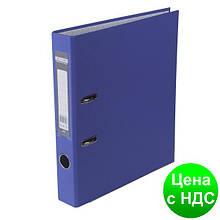 Регистратор LUX одност. JOBMAX А4, 50мм PP, фиолетовый, сборный BM.3012-07c