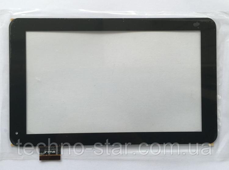Оригинальный тачскрин / сенсор (сенсорное стекло) для Archos 90 Copper (черный цвет, самоклейка)