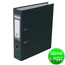 Регистратор LUX одност. JOBMAX А4, 70мм PP, т.зеленый, сборный BM.3011-16c