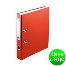 Регистратор LUX одност. JOBMAX А4, 70мм, бордовый, сборный BM.3011-13c
