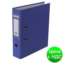 Регистратор LUX одност. JOBMAX А4, 70мм PP, фиолетовый, сборный BM.3011-07c