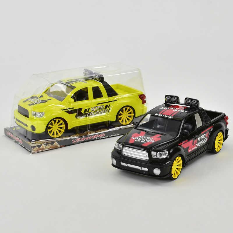 Машина 565-6 (56/2) инерция, 2 цвета, в слюде