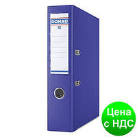 Регистратор PREMIUM А4/2R/70 синий 3975001PL-17