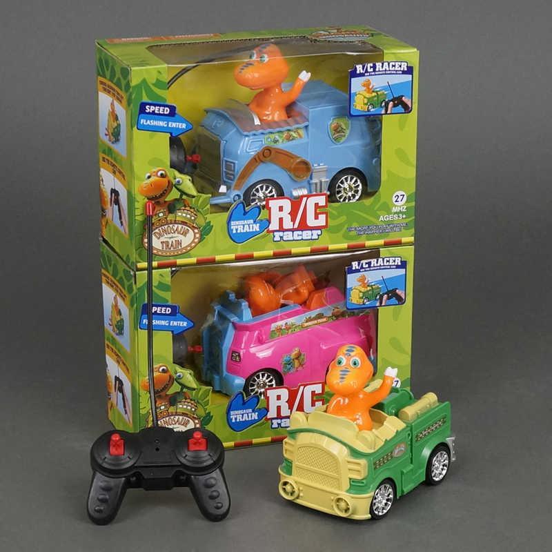 """Машина XZ 513-514-515 """"Динозавры"""" (48/2) р/у, 3 вида, в коробке"""
