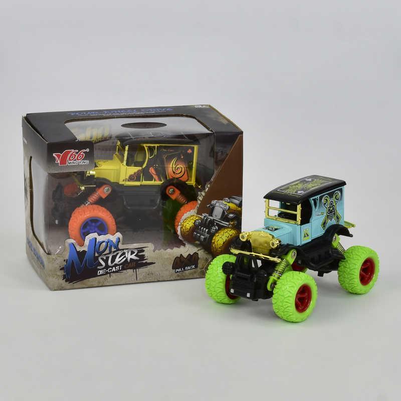 Машинка металлопластик MY66-Y 1174 (96) 2 цвета, в коробке