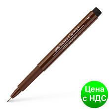 Ручка 167275 'F' СЕПІЯ PITT 16749