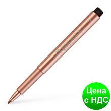 Ручка 167352/167393 'М' БРОНЗА PITT 24345