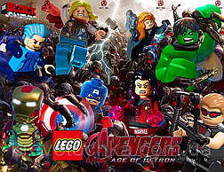 Мини фигурки мстителей Heroes assemble sy276 , фото 3