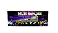 Микрофон с Bluetooth-колонкой DM Karaoke +BT KTV-K088