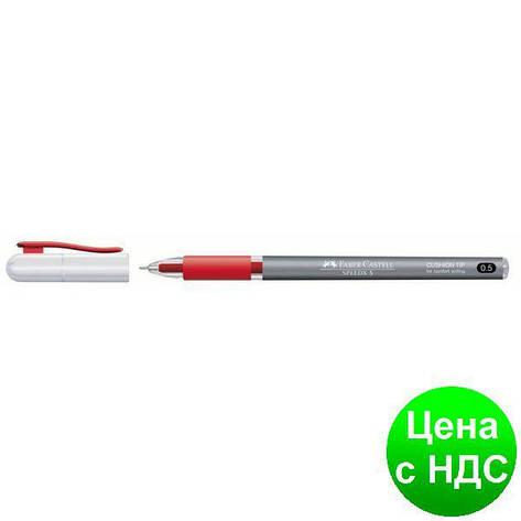 Ручка шариковая 546021 SPEEDX 0,5ММ КРАСНАЯ 25435, фото 2