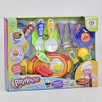 Набор посуды 551-8 А (72) в коробке