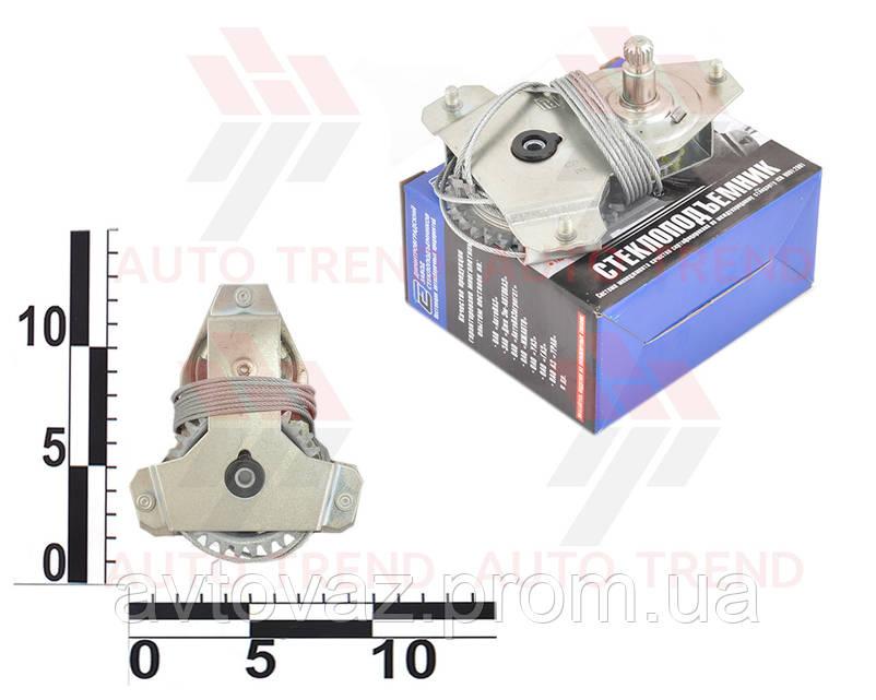 Стеклоподъемник ВАЗ 2101, 2103, ВАЗ 2104, 2106, 2107 передний механический Волгакомплект