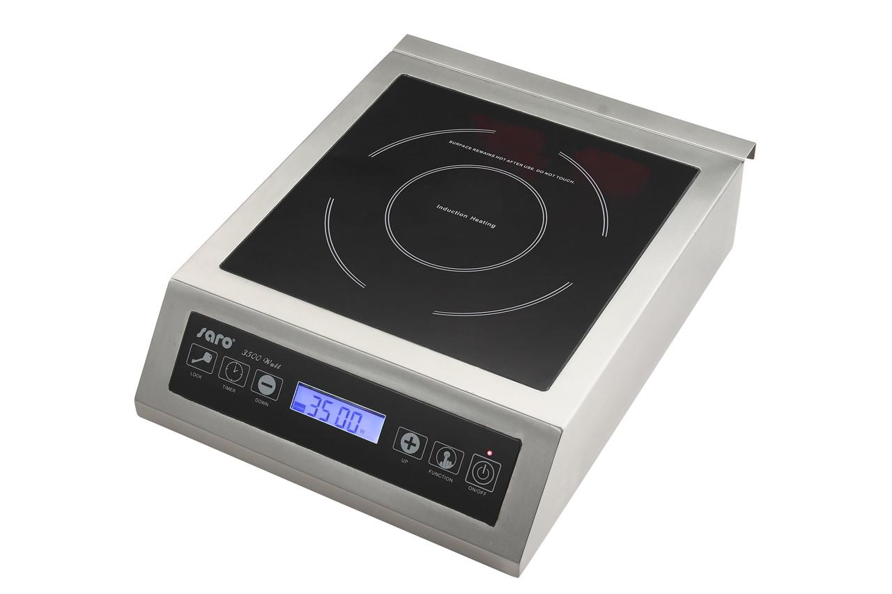 Плита індукційна SARO Natascha настільна 1 конф. 3,5 квт