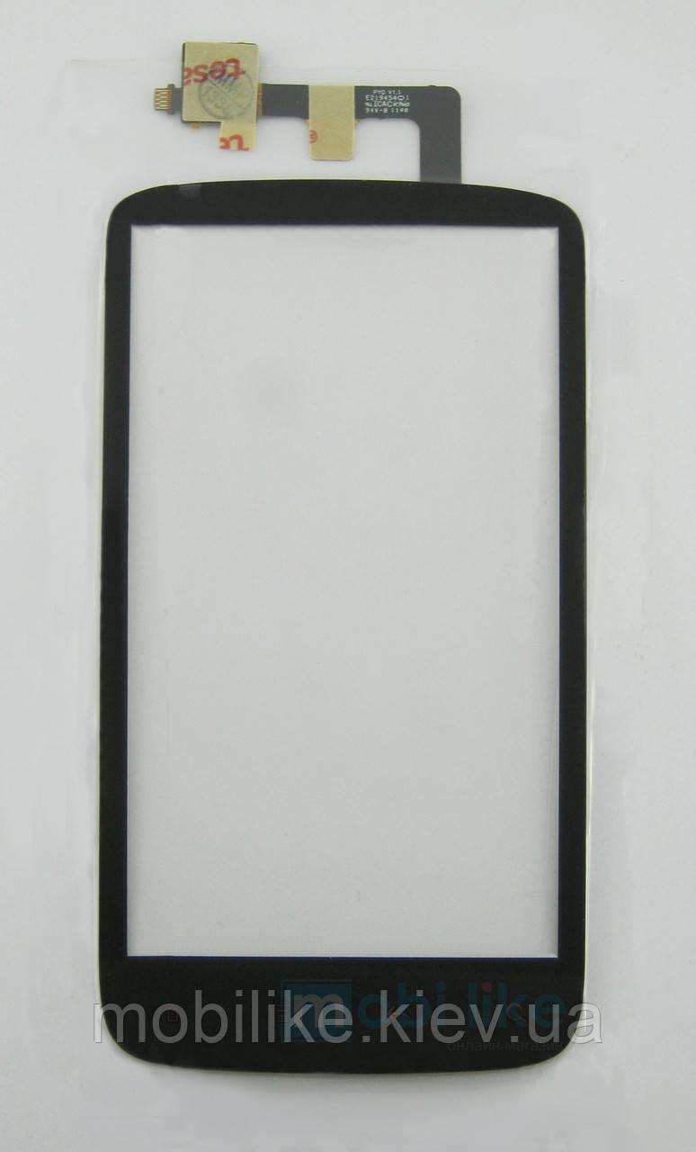 Сенсорный экран HTC Sensation XE (Z715e) черный
