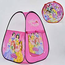 Намет дитячий Принцеси Дісней 8099 Р (48) в сумці
