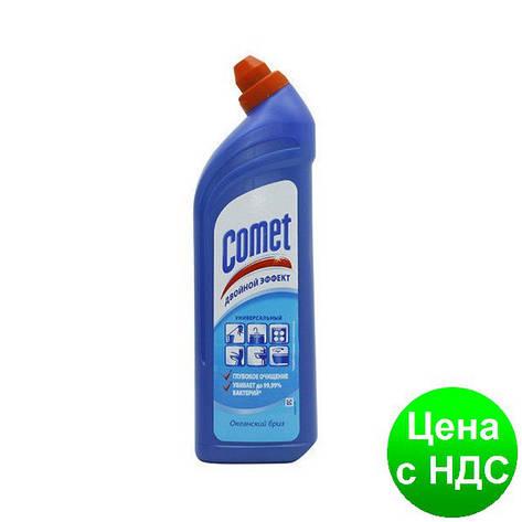 Средство чист. гель COMET 500мл Океанський бриз s.61345, фото 2