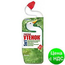 Средство чист. д/туалета туалетное Каченя 5-в-1 500мл Лісова свіжість w.00726