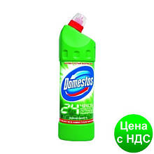 Средство чистящее д/туалета DOMESTOS 500мл Хвойна свіжість 65421644