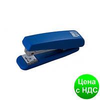 Степлер пластиковый до 20листов, (Скобы №24; 26), синий BM.4210-02