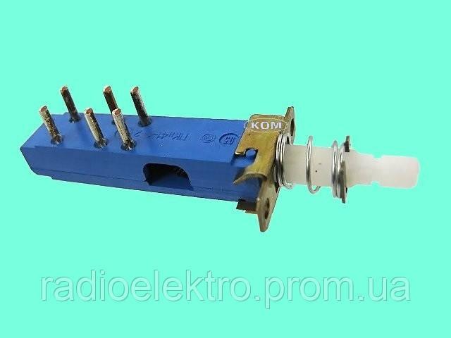 Переключатель кнопочный сетевой ПКН41-1-2 - Radioelektro (ЧП Карпенко) в Запорожье