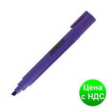 Текст-маркер флуор. Fax клинопод. 1-4,6мм, фиолетовый 8852фиол.