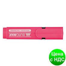 Текст-маркер флуор., розовый BM.8901-10