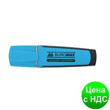 Текст-маркер флуор., синий BM.8900-02