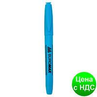 Текст-маркер, JOBMAX., круглый, синий BM.8903-502