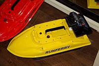 Карповый кораблик c  автопилотом для рыбалки Runferry